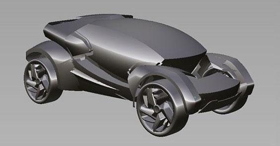 Car Model Design